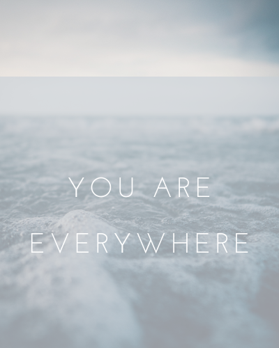 You Are Everywhere